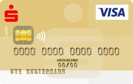 VISA Card Gold
