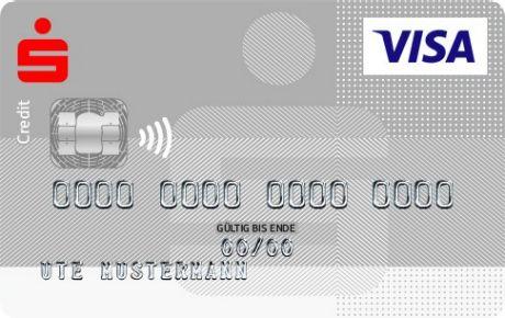 visa karte Visa Card Standard (Kreditkarte) | OstseeSparkasse Rostock