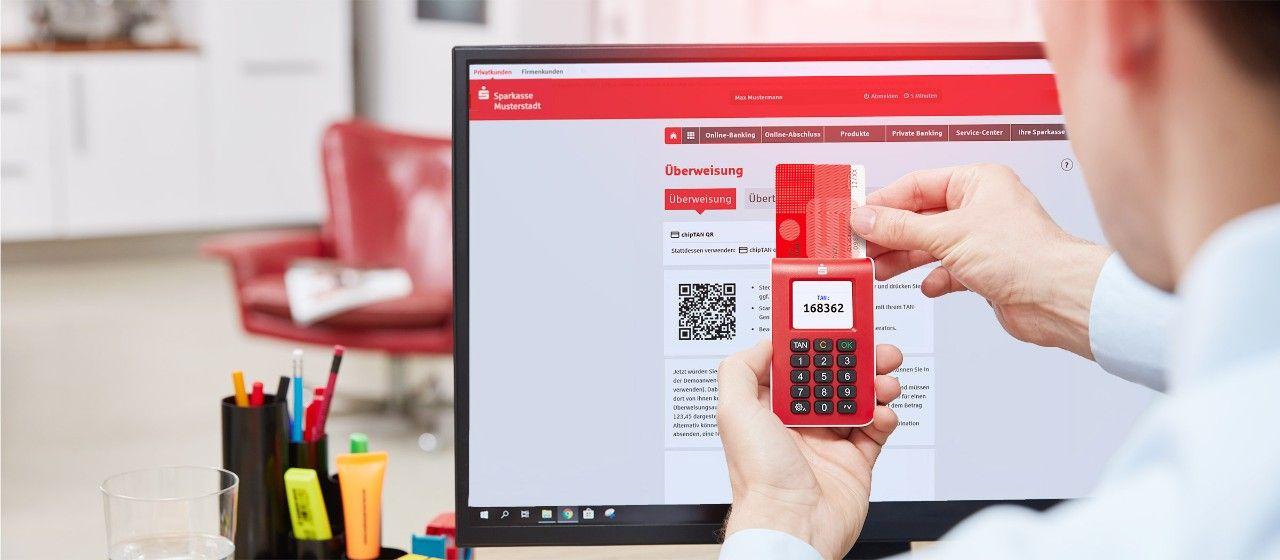 Online Banking Mit Chiptan Ostseesparkasse Rostock